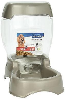 Petmate Pet Cafe Automatic Dog Cat Feeder 6 lbs. Dispenser F