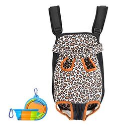 Pet Carrier Backpack for Small Dog Cat Puppy, Tail Out Front
