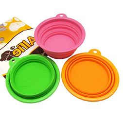 Alfie Pet by Petoga Couture - Set of 3 Ros Silicone Pet Expa