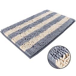 Ihoming Pet Mud Rugs Bowl Bed Mat Absorbent Microfiber Cheni