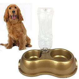Westspark Pet Water Feeder Self-Dispensing Food Gravity Repl