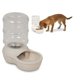 Pet Water Fountain For Cat Dog Automatic Waterer Dish Bowl F
