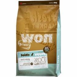 NOW! Petcurean Fresh Grain Free Large Breed Puppy Food, 6-Po