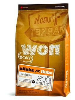 NOW! Petcurean Fresh Grain Free Adult Dog Food, 6-Pound Bag