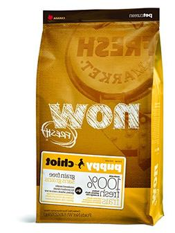 NOW! Petcurean Fresh Grain Free Puppy Food, 6-Pound bag