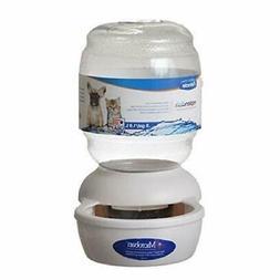 Petmate Replendish Water With Microban Pearl White 0.5 Gal