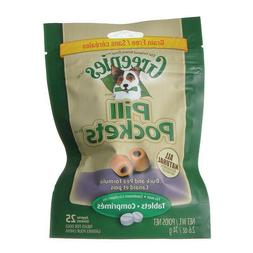 Greenies Greenies Pill Pockets Allergy Formula Duck & Pea fo