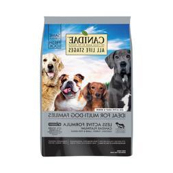 Canidae Platinum Formula for Less Active & Senior Dog Food