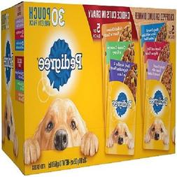 Pedigree Pouches 6 Flavor Variety Pack
