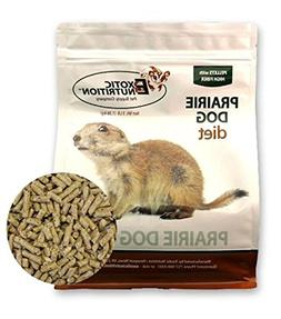 Exotic Nutrition Prairie Dog Diet 10 lb.