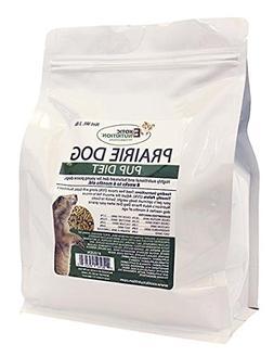 Exotic Nutrition Prairie Dog 'Pup' Diet 3 lb. - Baby Prairie