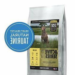 Premium Active Series Field Dog Chicken Formula, Peas and Fl