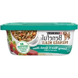 Purina Beneful Prepared Meals Savory Rice and Lamb Stew Wet