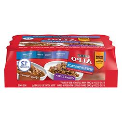 Purina Alpo Beef Lover'S Adult Wet Dog Food Variety Pack -