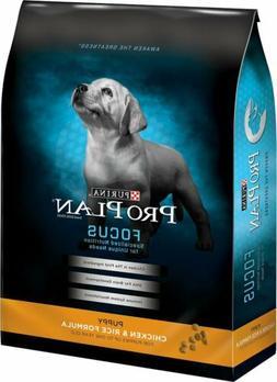 Purina Pro Plan Focus Puppy Chicken & Rice Formula Dry Dog F