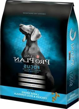 Purina Pro Plan Focus Puppy Large Breed Formula Dry Dog Food