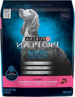 Purina Pro Plan Focus Sensitive Skin & Stomach Salmon & Rice