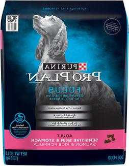 Purina Pro Plan Focus Sensitive Skin&Stomach Salmon&Rice For