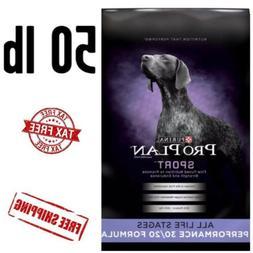 Purina Pro Plan Sport Performance 30/20 Formula Dry Dog Food