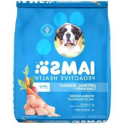 IAMS PROACTIVE HEALTH Large Breed Adult Optimal Weight Dry D
