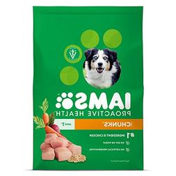 DISCONTINUED: IAMS ProActive Health Chunks Dry Dog Food for