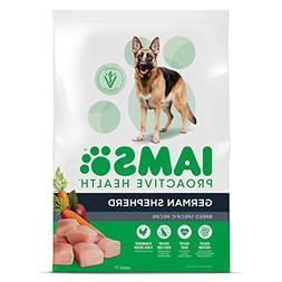 Iams Proactive Health Adult German Shepherd Dry Dog Food, Ch