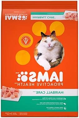 Iams Proactive Health Adult Hairball Care Dry Cat Food With