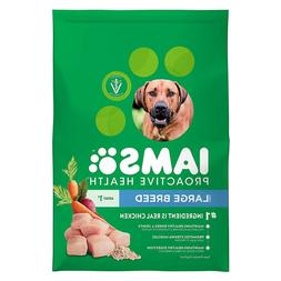 Iams Proactive Health Large Breed Adult Dry Dog Food - Chick