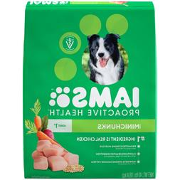 Iams ProActive Health Adult MiniChunks Premium Dog Food, 40