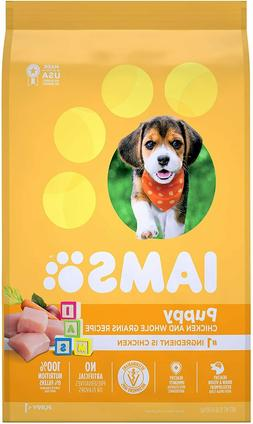 Iams Proactive Health Puppy Dry Dog Food, Chicken, All Breed