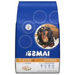 Iams Proactive Health Senior Plus Premium Dry Dog Food  26.2