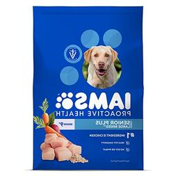 Iams Proactive Health Senior Plus Dry Dog Food For Large Dog