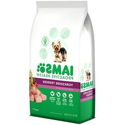 Iams Proactive Health Adult Yorkshire Terrier Dry Dog Food,