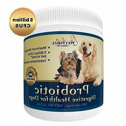 Probiotics for Dogs - Best Relief from Diarrhea Constipation