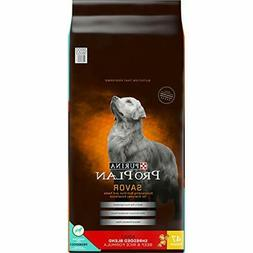Purina Pro Plan With Probiotics Dry Dog Food, SAVOR Shredded