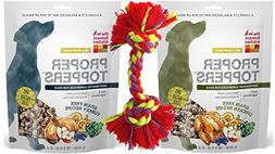 Honest Kitchen The Proper Toppers Grain Free Superfood for D