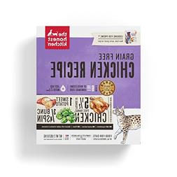 Honest Kitchen Grain Free Chicken Cat Food Recipe  2 lb box