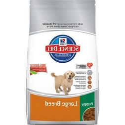 Hill's Science Diet Puppy Large Breed Dry Dog Food, 4.5-Poun