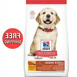 Hill'S Science Diet Large Breed Puppy Food, Chicken Meal & O