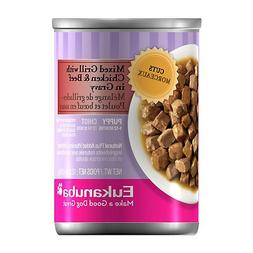 Eukanuba Puppy Cuts Canned Dog Food 12 Pack