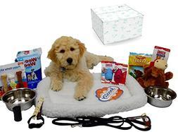 Open Road Goods Puppy Starter Kit Bundle Deluxe Edition in B