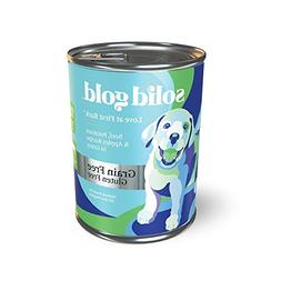 Solid Gold Puppy Wet Food; Love At First Bark Grain Free wit