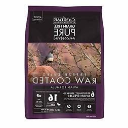 Canidae Pure Ancestral Raw Coated Avian Chicken, Turkey, Qua