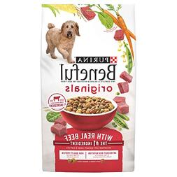 Purina Beneful Originals With Real Beef Dog Food 3.5 lb. Bag