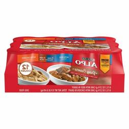 Purina ALPO Gravy Cravers Adult Wet Dog Food Variety Pack -