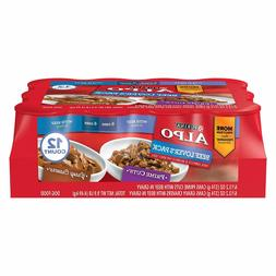 Purina ALPO Gravy Wet Dog Food Variety Pack; Beef Lover's -
