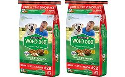 Purina Dog Chow Complete Adult Dry Dog Food 52 Lbs  Made in