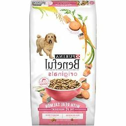 Purina Beneful Originals With Real Salmon Dry Dog Food - 31.