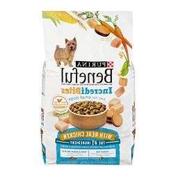 *Purina Beneful IncrediBites With Chicken Dry Dog Food 3.5 l