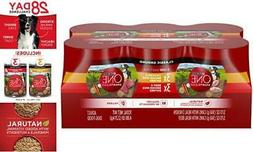 Purina ONE SmartBlend Canned Wet Dog Food  13 oz. Cans Varie